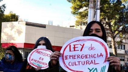 Reclaman que la emergencia cultural sea ley en Neuquén