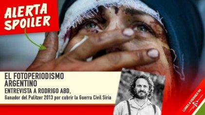 Rodrigo Abd, premio Pulitzer en fotoperiodismo: retratar historias humanas en las situaciones más duras