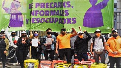 Repartidores de Glovo exigen la intervención del Ministerio de Trabajo