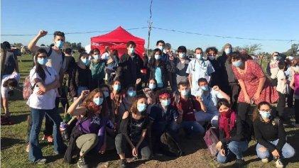 Estudiantes de Ciencias Médicas exigen que el centro de estudiantes se pronuncie por Guernica