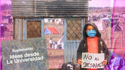 """Ideas y Universidad #15: Acceso a la vivienda/Derechos humanos e Imperialismo/Polémica con """"La Mella""""/Cuento"""
