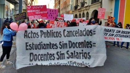 Trabajadores de la educación: la cesaron del Piedas y sigue sin trabajo