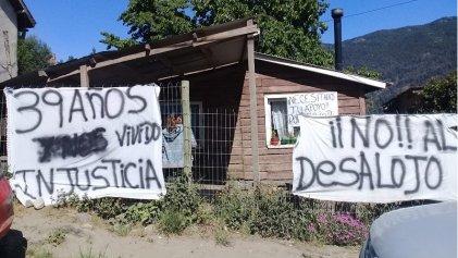 Familias de San Martín de los Andes llaman a resistir un injusto desalojo