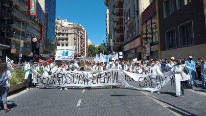 """Jornada de lucha 21 y 22 de diciembre: """"Unamos las fuerzas de todos los trabajadores de salud"""""""