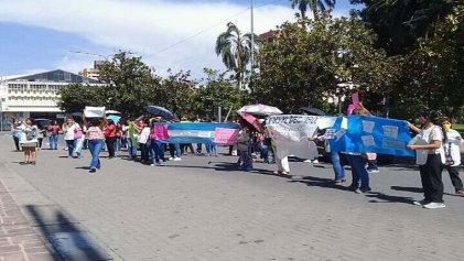 Jujuy: Nueva movilización docente contra el decreto 1807
