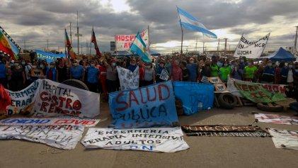 Neuquén: la rebelión es salud