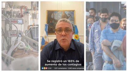 """Tigre: 100% de camas ocupadas, """"respuesta"""" sanitaria improvisada y sin ayuda económica"""