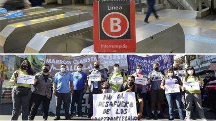 Fernández y Larreta cierran todo: La Naranja-PO milita la política aperturista de Metrovías