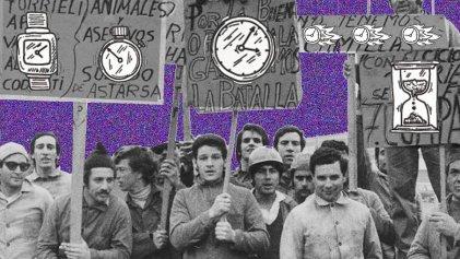 Tradiciones: diez rebeliones obreras por las horas de trabajo y el tiempo libre