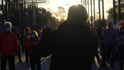 Nicolás del Caño en Berisso: el futuro que queremos es el futuro que peleamos