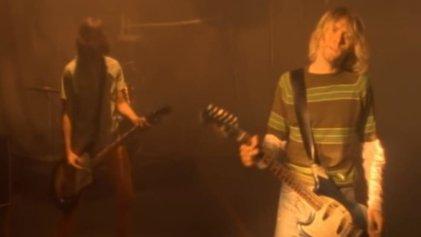 Nirvana: Smells Like Teen Spirit cumple treinta años