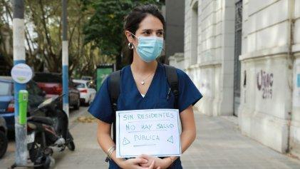 Exámen de aspirantes a residentes: denuncian al Ministerio de Salud por no garantizar condiciones