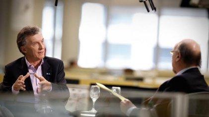 Macri le exije a la Justicia que aumenten los fallos a favor de los empresarios