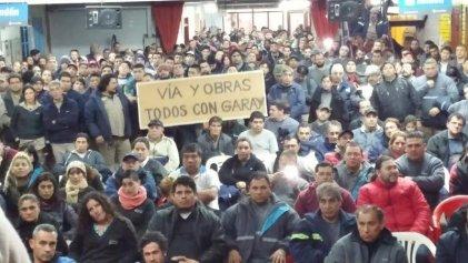 """""""En el Mitre, se sintió fuerte el apoyo al paro del Sarmiento"""""""