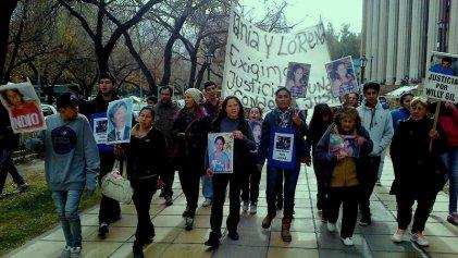 Los familiares de las víctimas convocan a movilizar
