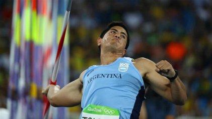 Río 2016: un argentino en la final de lanzamiento de jabalina