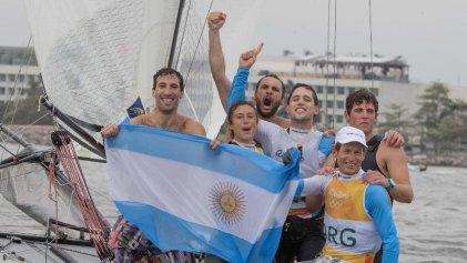 Vela: la dinastía Lange consiguió un diploma olímpico en Río 2016