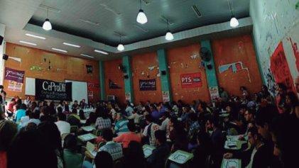 Importante Encuentro del CeProDH en Jujuy
