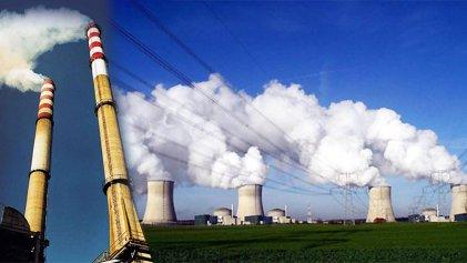 El desafío es generar electricidad sin gases de efecto invernadero