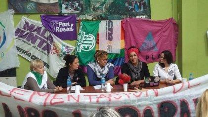 Conferencia de prensa por Cupo Laboral Trans