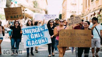 Malta exige la píldora del día después