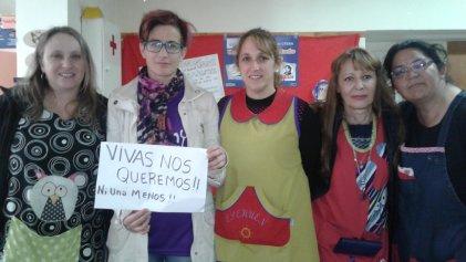 Las mujeres al frente en las elecciones docentes de Centenario