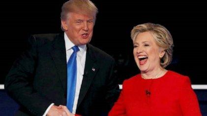 """Las """"celebrities"""" que apoyan a Clinton, a Trump o a ninguno de los dos"""