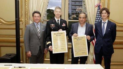 Cambiemos delega soberanía territorial-militar a los Estados Unidos
