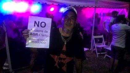 Rock en Baradero: Músicos se pronuncian contra los despidos en AGR-Clarín