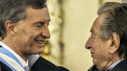 Mauricio y Franco Macri: morosos incobrables
