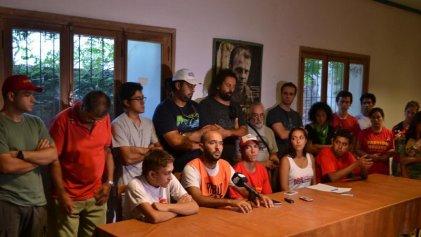 La Pampa: detuvieron a un militante del Partido Obrero