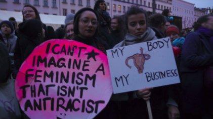 Berlín: 10.000 se movilizaron en el Día de la Mujer