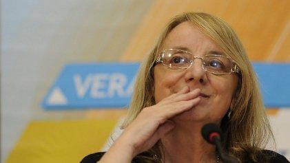 Santa Cruz: Alicia Kirchner ofrece un aumento miserable a los docentes