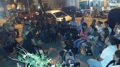 San Martín: clases públicas en el terciario n° 113