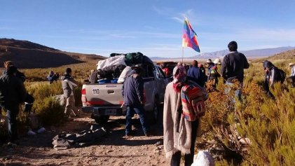 Catamarca sigue aprobando concesiones mineras que usurpan territorios diaguitas