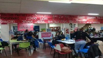 """Estudiante de la UBA: """"El sistema sí se puede cambiar"""""""