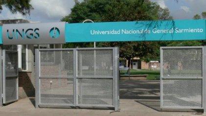 Universidad Nacional de General Sarmiento: los estudiantes de Ingeniería queremos decidir