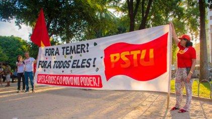 PSTU: Un discurso rojo para encubrir su adaptación a la democracia burguesa