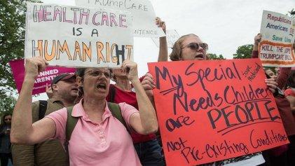 En riesgo la vida de millones con la reforma de salud de Estados Unidos