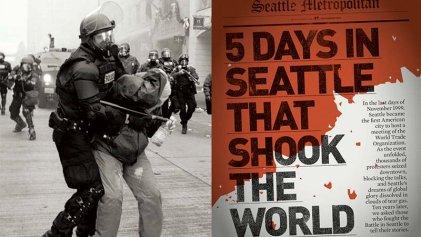 Movimiento antiglobal: de la batalla de Seattle a las protestas de Hamburgo