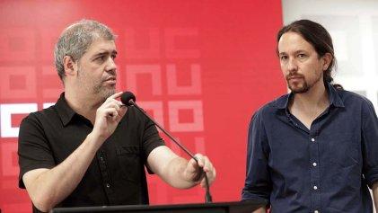 """Podemos y CCOO: la huelga general.... """"no es un escenario que contemplemos"""""""