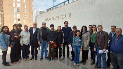 Córdoba: con amplio apoyo presentan hábeas corpus preventivo contra hostigamiento policial