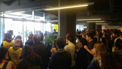Conicet: nueva toma del Ministerio ante la maniobra dilatoria de las autoridades