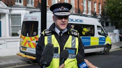 Theresa May militariza las calles tras el ataque en el metro de Londres