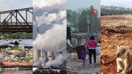 Contaminación y salud pública: cuando sus ganancias valen más que nuestras vidas