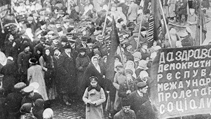 La Revolución rusa y la transformación de las relaciones personales