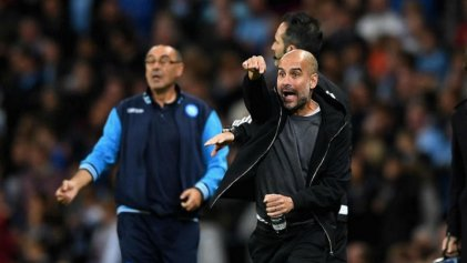Pep Guardiola le dedica triunfo de Manchester City a los dirigentes catalanes presos