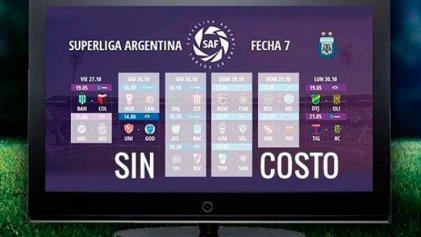 Fútbol por TV: pasaron las elecciones y se terminaron las transmisiones gratuitas