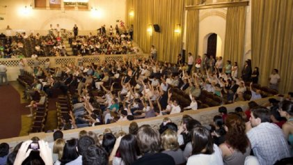 UBA: antidemocrática elección de Consejeros Superiores