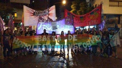 VII Marcha del Orgullo LGTBI: a la calle contra el Protocolo de Bullrich
